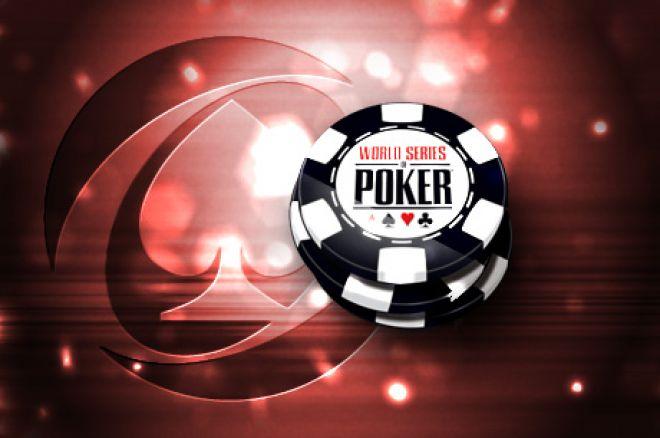 1ヵ月後の ワールドシリーズ・オブ・ポーカーに向けて、プレーヤー準備を始める 0001