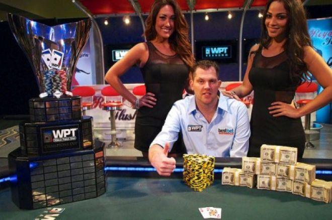 Майк Линстер выиграл 2013 WPT Jacksonville bestbet Open и получил... 0001
