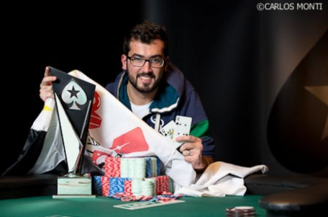 Виктор Сбрисса выиграл мейн-ивент 2013 Latin American Poker... 0001