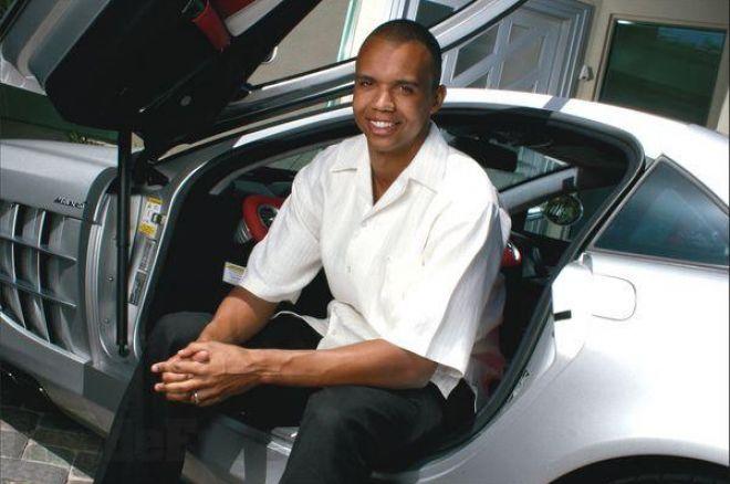 Kokius automobilius vairuoja pokerio žvaigždės? 0001
