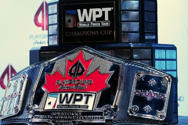 2013 PartyPoker WPT Canadian Spring Championship Day 1b: Kay Leads as 117 Advance 0001