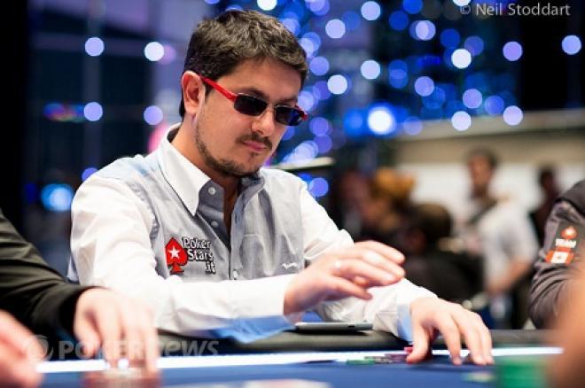 European Poker Tour MonteCarlo GF day1b: domina Sbrissa, avanzano Candio e Pagano 0001