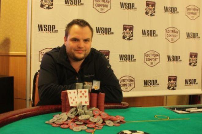 Рекс Клинкскейлс выиграл мейн-ивент 2013 WSOP Circuit... 0001