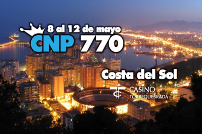 CNP770 Málaga Día 1A, Ramus lidera al resto de jugadores 0001