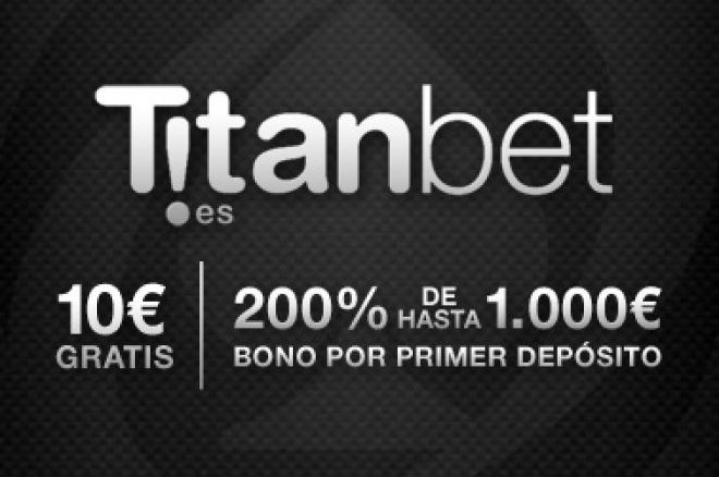TitanBet.es Poker regala 10€ y torneos Sit 'n' Go 0001