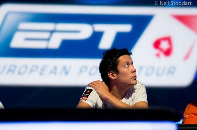 Johhny Lodden på 3.plass etter dag 4 under EPT Grand Final i Monte-Carlo 0001