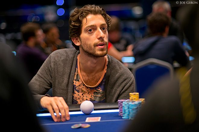 Season 9 EPT Grand Final €25,000 High Roller Day 1: Defending Champ Kurganov Leads 0001