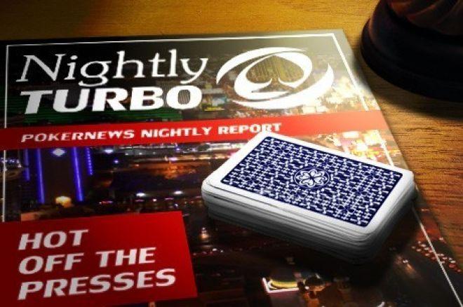 El Nightly Turbo: ganador del CNP770 Málaga, promociones PartyPoker.es y ganadores Mes de... 0001