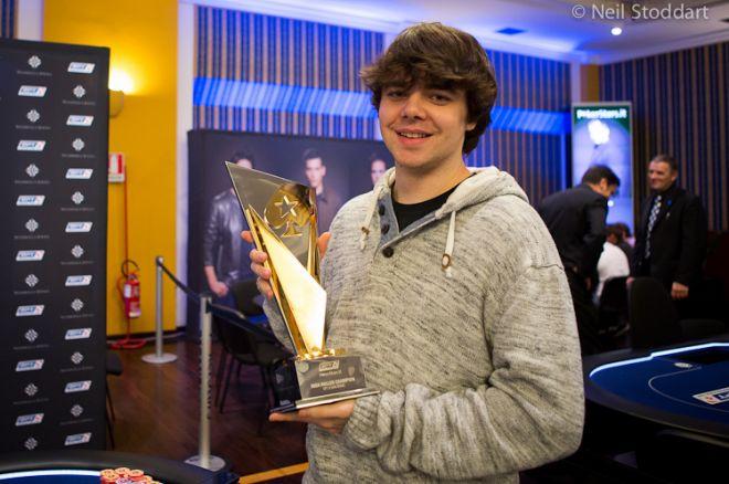 Benny Spindler成为2013 SCOOP赛事#1高额赛冠军 0001