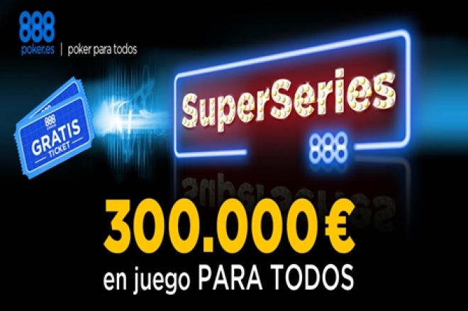 SuperSeries 888poker 0001