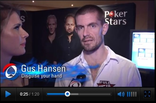 gus hansen pokernews heads up