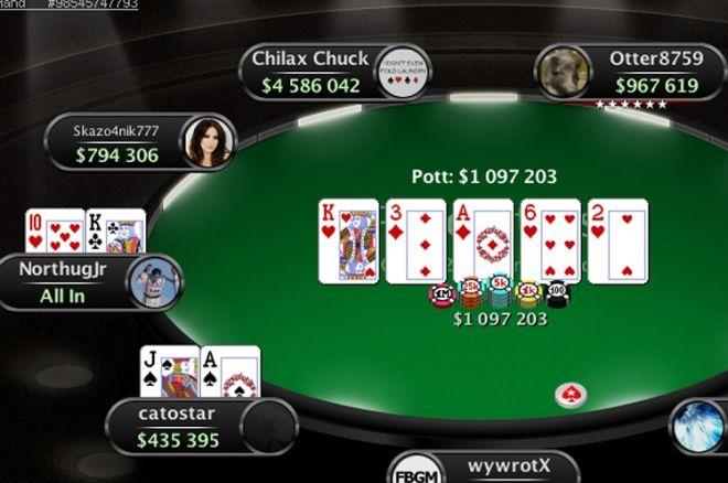Petter Northug vant $60 000 ved SCCOP #2 hos PokerStars 0001