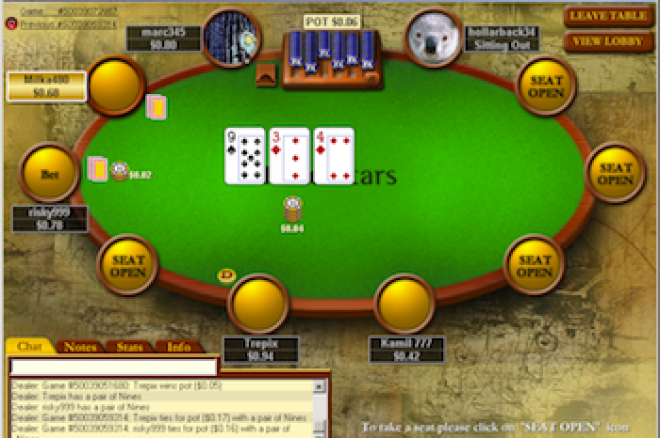 """PokerStars """"Team Online"""" turi naują narį 0001"""