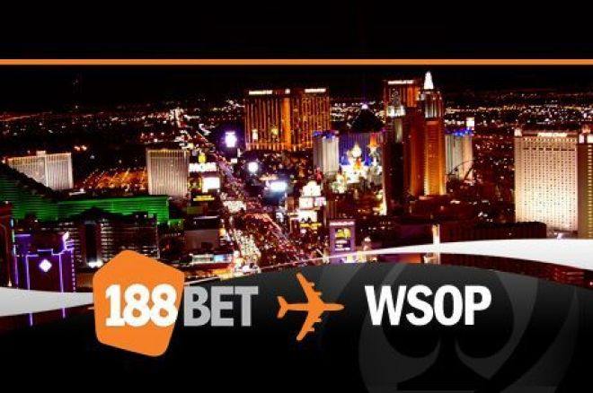 188BET is Offering Risk Free WSOP Packages, €500 Freerolls and More! 0001