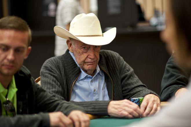 Doyle Brunson gali nedalyvauti 2013 WSOP 0001