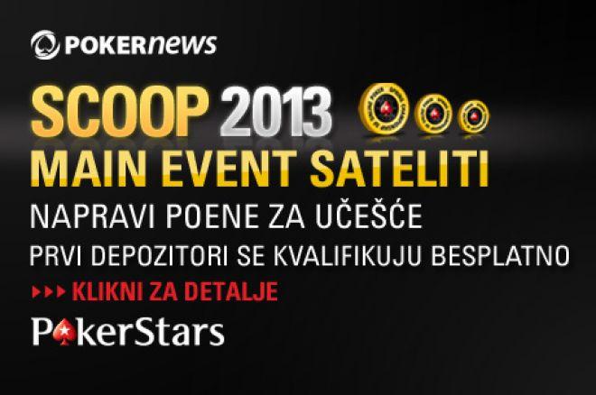 PokerStars SCOOP Promocija Je na Samom Kraju! 0001