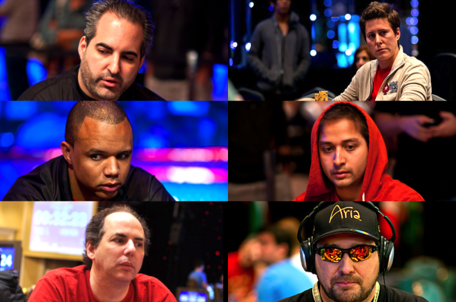 Who'll Be Playing in the World Series of Poker Circuit National Championship? 0001