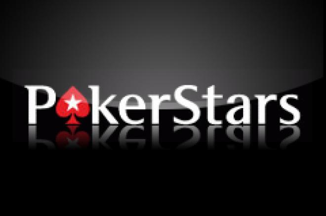"""Naujovė """"PokerStars"""" kambaryje 0001"""