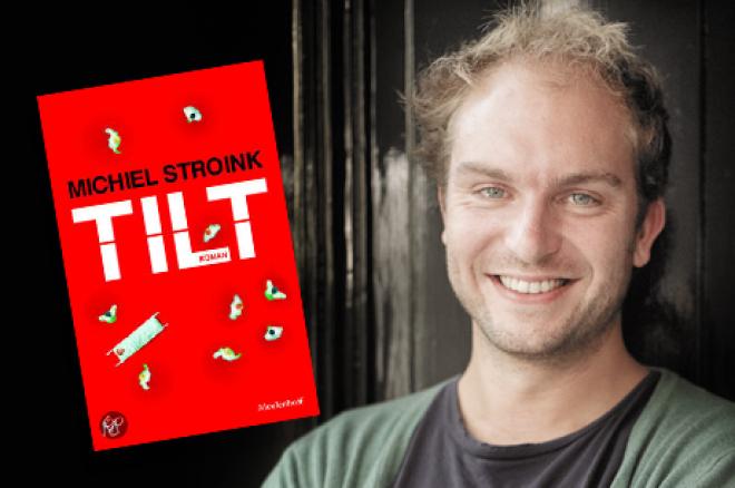 Interview Michiel Stroink, auteur van de roman 'Tilt'