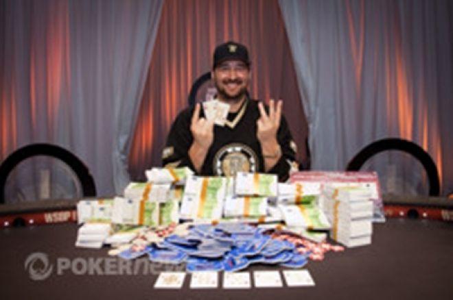 ¿Quién a ganado más títulos y brazaletes en las WSOP? 0001