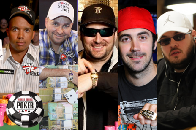 WSOP 2013 - Wie moet je kiezen voor je Fantasy Team?