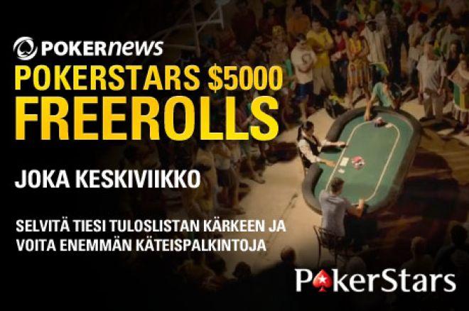 $67,500 PokerNews PokerStars Freeroll Sarjan viralliset lopputulokset! 0001