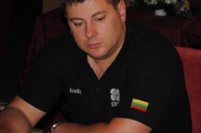 Eureka Poker Tour; Finalinėje dienoje vienas lietuvis, dar du pasiekė apmokamas vietas 0001