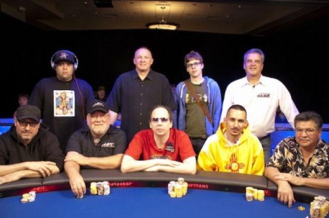 Роджер Мартин выиграл Heartland Poker Tour Route 66 Casino 0001