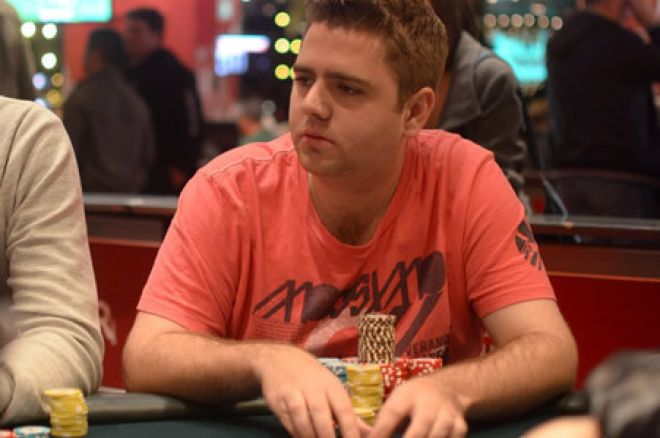2013 PokerStars.net ANZPT Melbourne Repechange Day 1b: Daniel Nielson Takes Control 0001