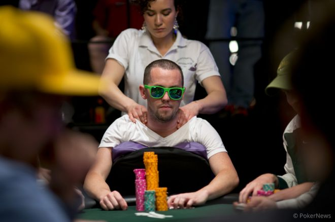 2013 World Series of Poker Day 3: Pope Leads Talent-Laden Final Table in Event #2 0001