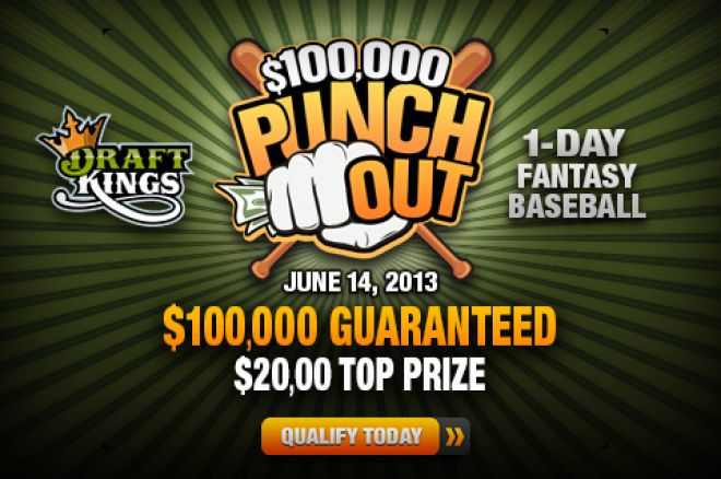 Special Daily Fantasy Offer for Poker Players on DraftKings 0001