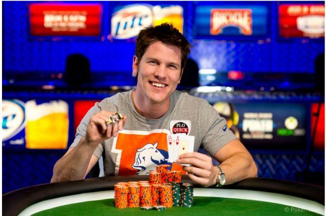 Завершился турнир #4: $1,500 No-Limit Hold'em (Six Handed) 0001