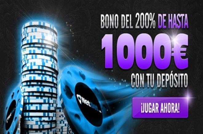NetBet.es bienvenida a jugadores de PokerNews España 0001