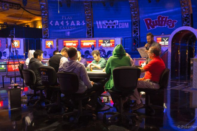 WSOP Day 6 Update: Dan Kelly Eyes 'Millionaire Maker' Crown 0001