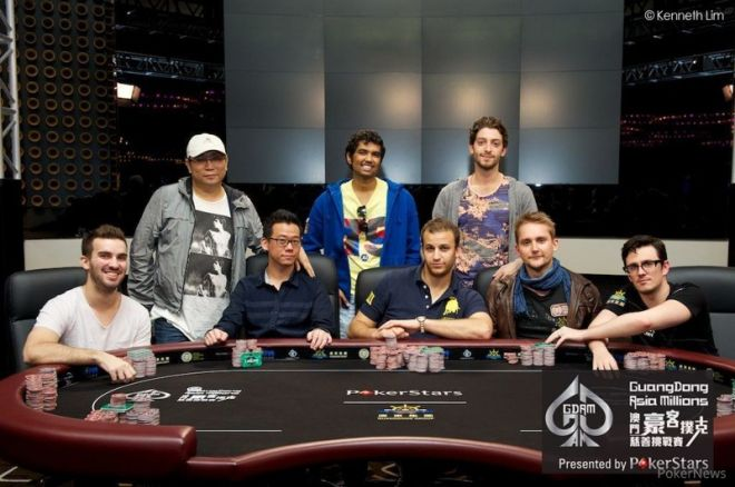 Niklas Heinecker Wins GuangDong Ltd Asia Millions Main Event for $4.4 Million 0001