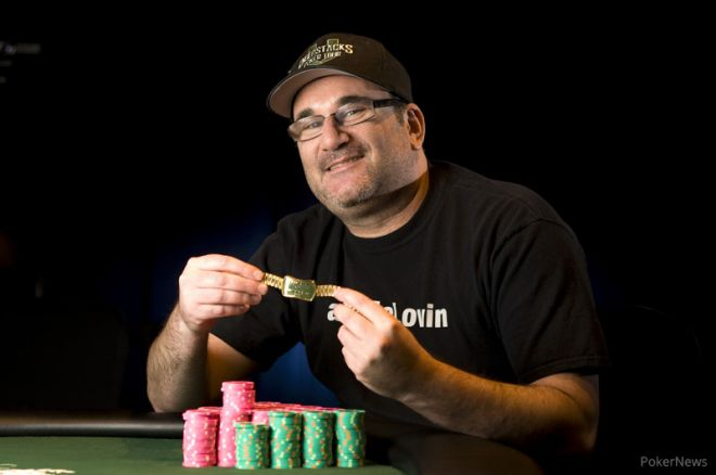 2013 World Series of Poker Day 10: Mike Matusow Wins Fourth WSOP Bracelet 0001