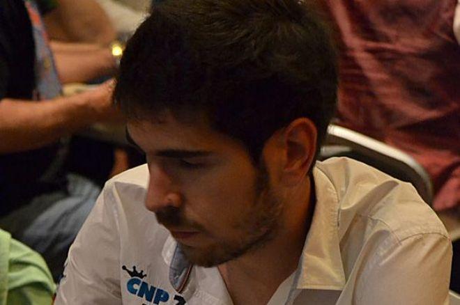Tanger Crónica del día 2 Borja Gonzáles actual líder 0001