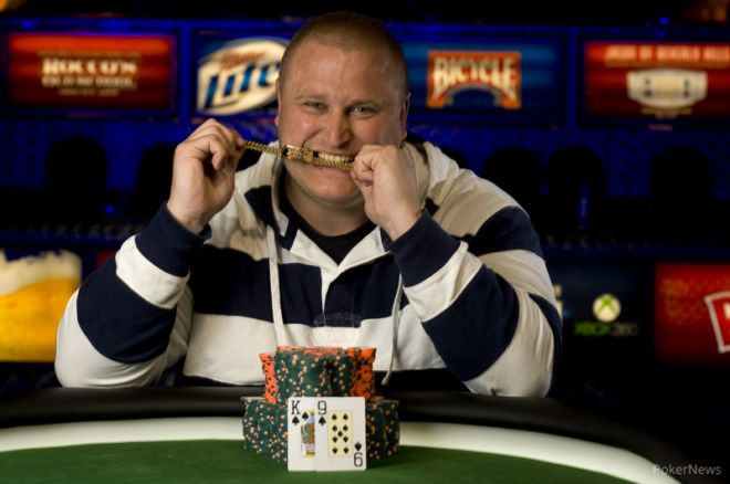 2013 World Series of Poker Day 11: Jonathan Taylor Wins Gold; Hellmuth Falls Short 0001