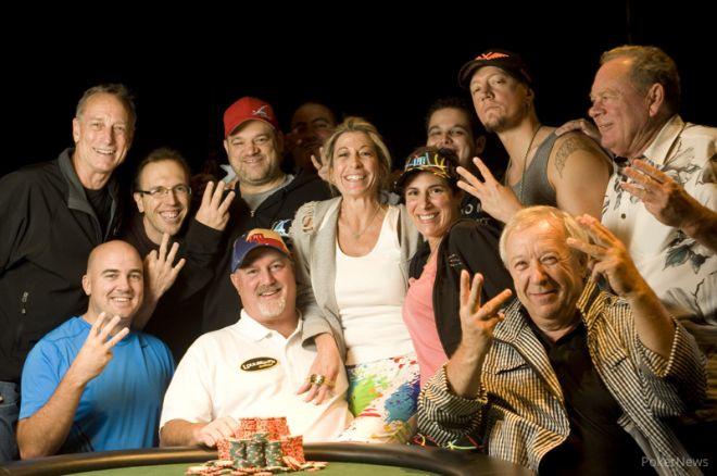 2013 World Series of Poker Day 12: Tom Schneider and Mark Radoja Win Gold 0001