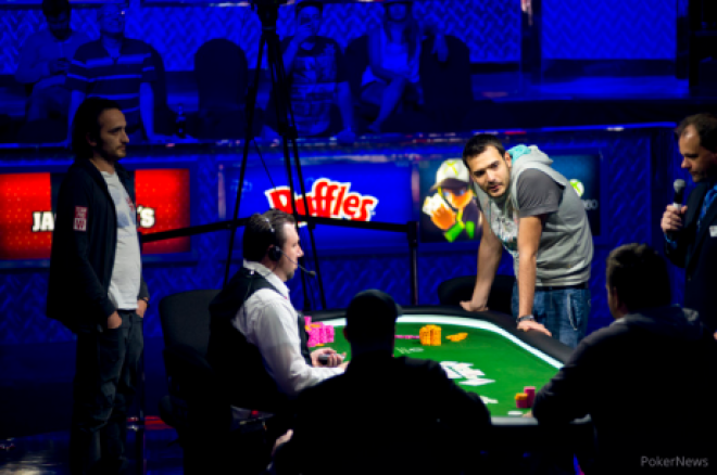 Димитър Данчев четвърти в турнир 19 от WSOP 2013