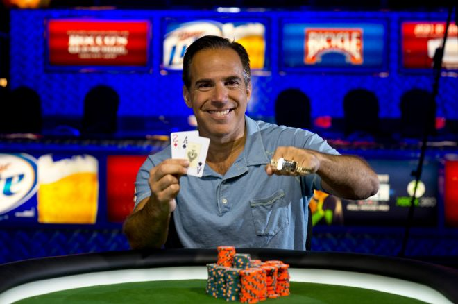 Five Thoughts: Two-Time WSOP Bracelet Winners, Bax's Poker Legacy, and More 0001