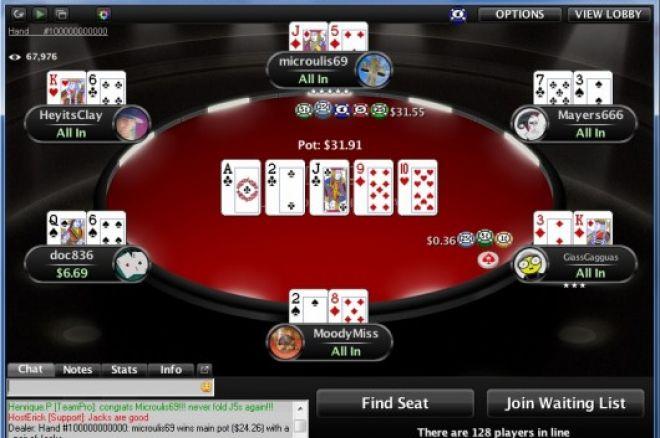 """Ο """"microulis69"""" νικητής της παρτίδας 100 δις στο PokerStars... 0001"""