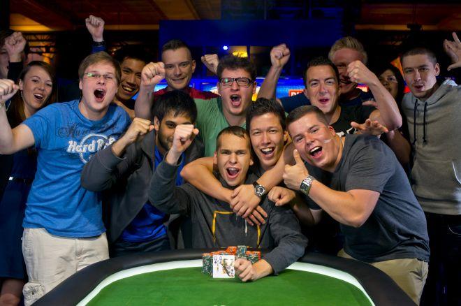 WSOP 2013: Finger vince il 6-max, bene Alioto e Pescatori nell'evento #25 0001