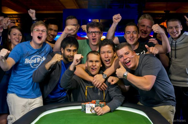 2013 World Series of Poker Day 16: Calen McNeil and Martin Finger Claim Gold 0001