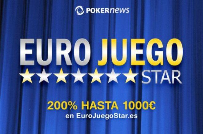 EurojuegoStar.es Team EuroJuego, 11€ gratis y mesas anónimas 0001