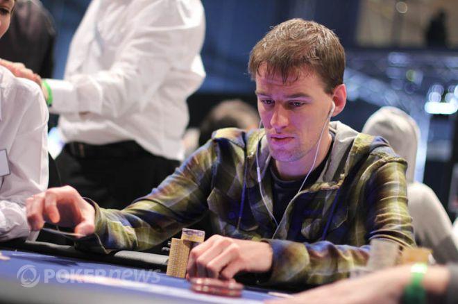 WSOP Event #28: Tobias Peters met grote stack naar tweede dag in $1.500 NL Hold'em