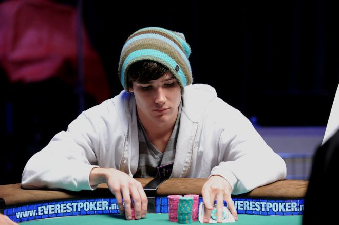 """Pokerio profesionalas """"Kevin """"Phwap"""" Boudreau - komoje 0001"""