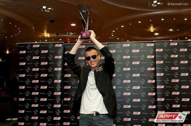 Alexandre Chieng gana el Evento Principal del APPT Macau 2013 0001