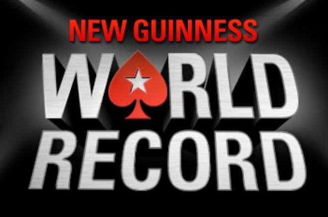 Record du monde poker : PokerStars.com réunit 225.000 joueurs dans un tournoi