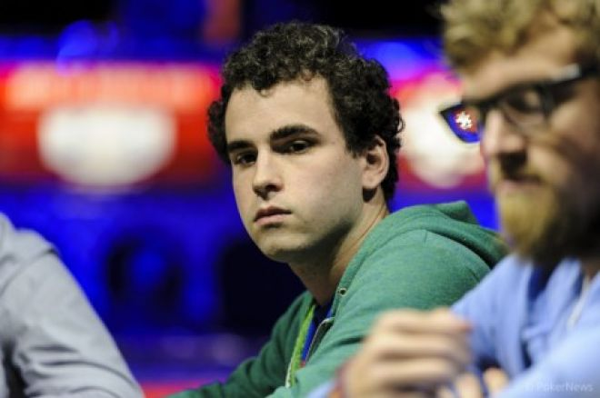 Дэн Келли приближается к рекорду WSOP 0001